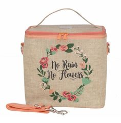 Mary Square Water Resistant Soft Cooler Insulated Lunch Bag Tote Lucky Llama
