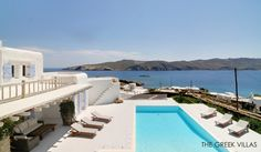 Luxury Mykonos Villas, Mykonos Villa Portman, Cyclades, Greece
