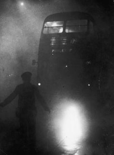 The Great British Smog of 52