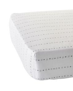 Organic Pebble Crib Sheet - Crib Sheets | Serena and Lily