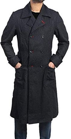 pujingge Mens Outdoor Lightweight Hooded Mid-long Outwear Down Coat