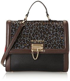 fbb2126102f8 Silvian Heach Womens Cravanzana Womens Black Handbag Black -- Click for  Special Deals  WinterOutfits