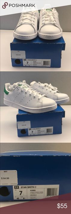 Adidas Originals Boy's Grade School Stan Smith Adidas Originals Boy's Grade School Stan Smith  New, never worn  Boys Size: 7 | Women's Size: 8.5 adidas Shoes Sneakers