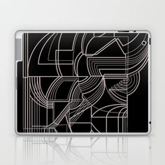 AKreations IPAD/LAPTOP skins.  Black and white. $18.99  Skins are thin, easy-to-remove, vinyl decals for customizing your laptop . Skins are made from a patented material that eliminates air bubbles and wrinkles for easy application.