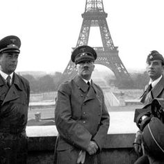 The French Resistance cut the elevator cables to the Eiffel Tower to keep Hitler from visiting it during his visit when Paris fell. When faced with the prospect of climbing over 1500 stairs, he opted out.