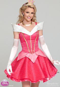 Simplicity Creative Group - Misses  Disney Princess Costume 1553 Spectacle  Enfant, Costume Enfant, b128abe5cf4f