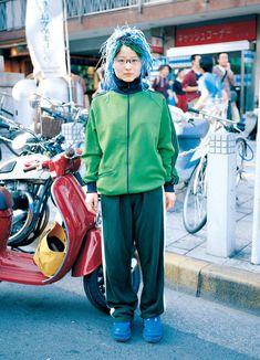 eBook-FRUiTS magazine No.012 Tokyo Street Fashion, Japanese Street Fashion, Grunge Style, Soft Grunge, Harajuku Fashion, 90s Fashion, Dr. Martens, Le Happy, Nu Goth