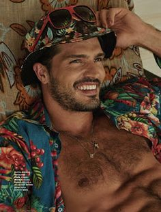 Diego Miguel para L'Officiel Hommes Brasil #7 - Male Fashion Trends