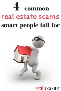 Having a savvy real estate agent at your side can help reduce the chances you'll fall prey to one of these real estate scams. But you should also know for yourself the dangers that lie out there for unwary home buyers—and how to outwit them. Let us elaborate...