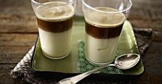 White Chocolate and Espresso Mousse Recipe