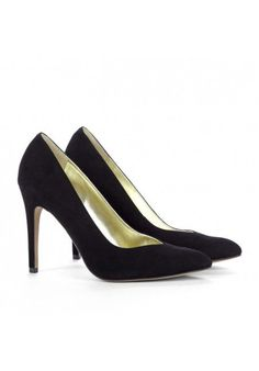 Pointed toe pumps - would fit my feet perfectly!
