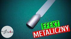 Jak zrobić chromowane paznokcie? Efekt metalicznych paznokci, chrome♡