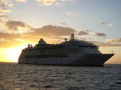 Royal Caribbean's Radiance of the Seas by fryefam, via Flickr