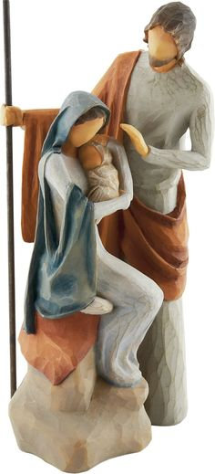 Willow Tree: Holy Family - in case anyone needs to know what I want for Christmas!