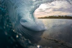 Slabby sunset, Mentawai Islands. Mattia Mandreoli/CMT