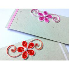 Shagun Envelope - Paper Quilling