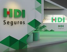 """Check out new work on my @Behance portfolio: """"Stand HDI Conec 