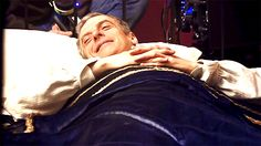 The doctor in bed - Deep Breath.  Rare and hard to find gif!