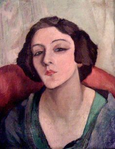Maurice Mendjisky | 1890-1951, Poland | Kiki de Montparnasse