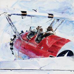 DREAM OF FLYING | PETER SCHREYER