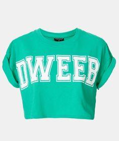 Dweeeebbbb! <3 loving this topshop cropped top!