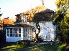 Veranda fra 1920 - senere ombygget til havestue - Foto: Kurt Smith