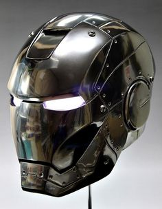 trendy Ideas for motorcycle helmets marvel iron man