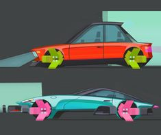 Drake Nolte on Behance Conceptual Drawing, Automotive Design, Online Portfolio, Designs To Draw, Design Model, Drake, Digital Art, Behance, Photoshop