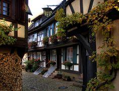 [A 1 h de KA] Gengenbach, Baden-Wurttemberg