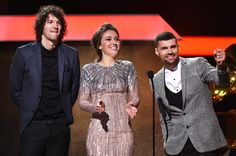 for King and Country and Lauren Daigle 2/12/17 GRAMMY Awards, Microsoft Theater in Los Angeles, California. #laurendaigle #forkingandcountry #joelsmallbone #lukesmallbone