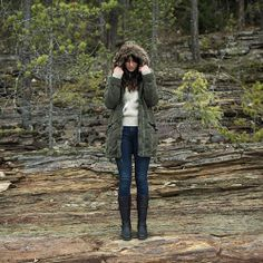 Master the wintertime art of layering with our De La Vina boots. http://www.offers.com/teva/?offer_id=2001634&d=pinterest