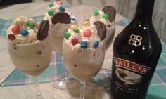 Baileys and vodka chocolate truffle shuffle