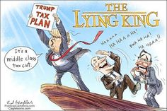 Political Humor And Memes -We were scammed by the best Political Quotes, Political Satire, Political Cartoons, Trump Tax Plan, Trump Taxes, Donald Trump, John Trump, Trump Cartoons, Funny
