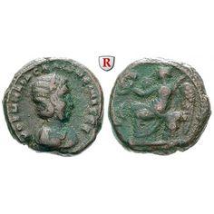 Römische Provinzialprägungen, Ägypten, Alexandria, Salonina, Frau des Gallienus, Tetradrachme Jahr 5 = 257-258, f.ss: Ägypten,… #coins