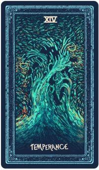 Tài liệu Lá Temperance - Prisma Visions Tarot bài tarot Xem thêm tại http://tarot.vn/la-temperance-prisma-visions-tarot/
