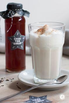 Geschenke aus der Küche: Chai-Tee-Sirup