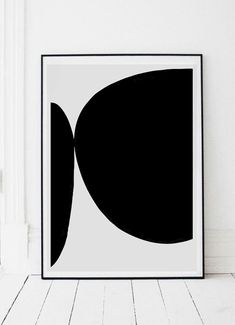 Modern art print -