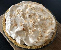 Kruche ciasto z bezą i rabarbarem - Blog z apetytem Food And Drink, Cooking Recipes, Baking, Sweet, Blog, Cakes, Education, Recipes, Pies