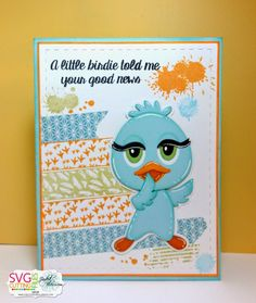 The Cricut Bug: Jaded Blossom Feb. Release Morning Of- A Little Birdie Told Me