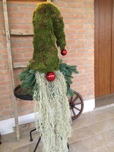 Cool Deco Home Exterior Cool, Christmas Decoration For Kids, Outdoor Christmas Decorations, Christmas Centerpieces, Holiday Decor, Christmas Gnome, Christmas Wreaths, Christmas Crafts, Christmas Ornaments, Simple Christmas