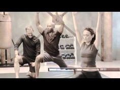 Bob Harper Yoga For The Warrior 01 Main Workout Yoga Fitness, Health Fitness, Bob Harper, Man Projects, Total Body, Workout Videos, Pilates, Maine, Body Workouts