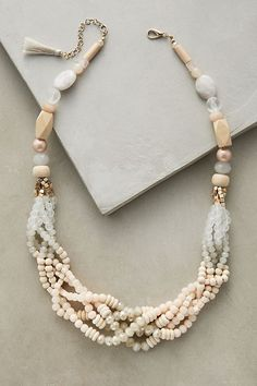 Shop the Anini Braid Necklace and more Anthropologie at Anthropologie today. Read customer reviews, discover product details and more.