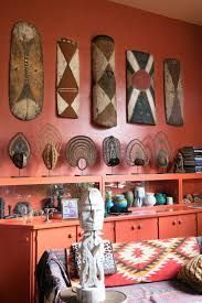 How to use tribal artifacts as decor - Google Search Tribal Home Decor, Tribal Art, African, Lifestyle, Google Search