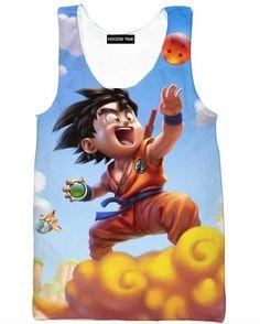 Kid Goku Nimbus Hoodie - Dragon Ball Z Hoodies and Clothing