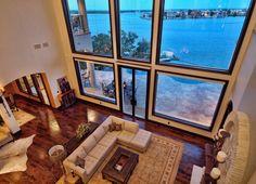 Horseshoe-Bay-Lake-House-Livingroom