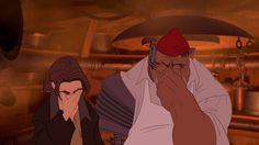 FACEPALM. Level: Treasure Planet