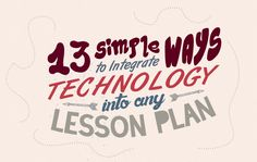 13 Simple Ways to Integrate Technology into any Lesson Plan Although these flipped classrooms give students an edge, they may also give . Health Education, Education Quotes, Flipped Classroom, Classroom Ideas, Teacher Quotes, Teacher Tips, Educational Technology, Instructional Technology, Health Lessons