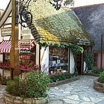 Carmel. One of my absolute favorite places. Love all the cottages and this candy shop!