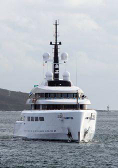 Motor Yacht VAVA II