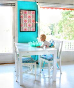 Petals decorative fruit bowl - Turquoise www.beandliv.com #homedecor #interior #design #beandliv